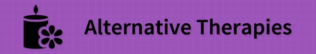 local citations alternative therapies