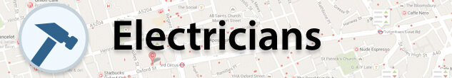 Electrician local seo citations