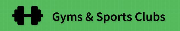 local citations gym & sport clubs