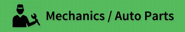 local citations mechanics / auto parts