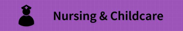 local citations nursing & childcare