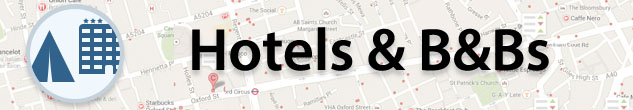 Top citation sites for hotels & b&bs