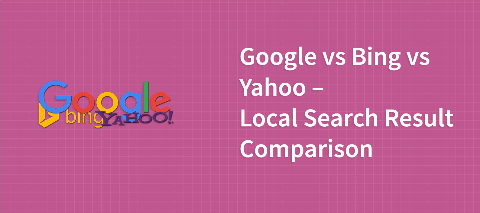business google vs yahoo Website submission company to  into google, yahoo and bing,.