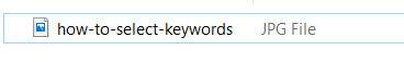 keywords-in-image-file-names