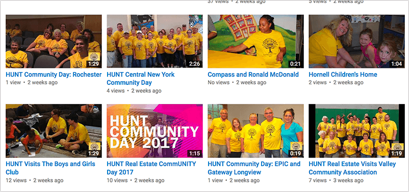 Hunt Community Local Video