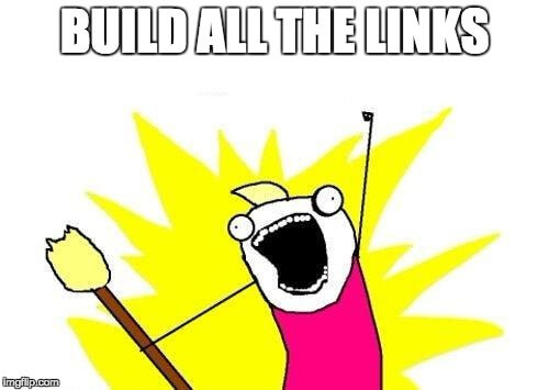 Build all the links meme