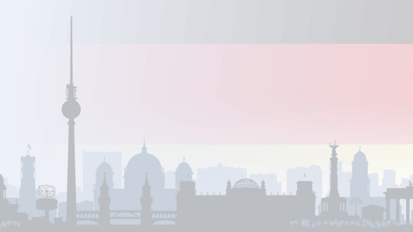 German skyline
