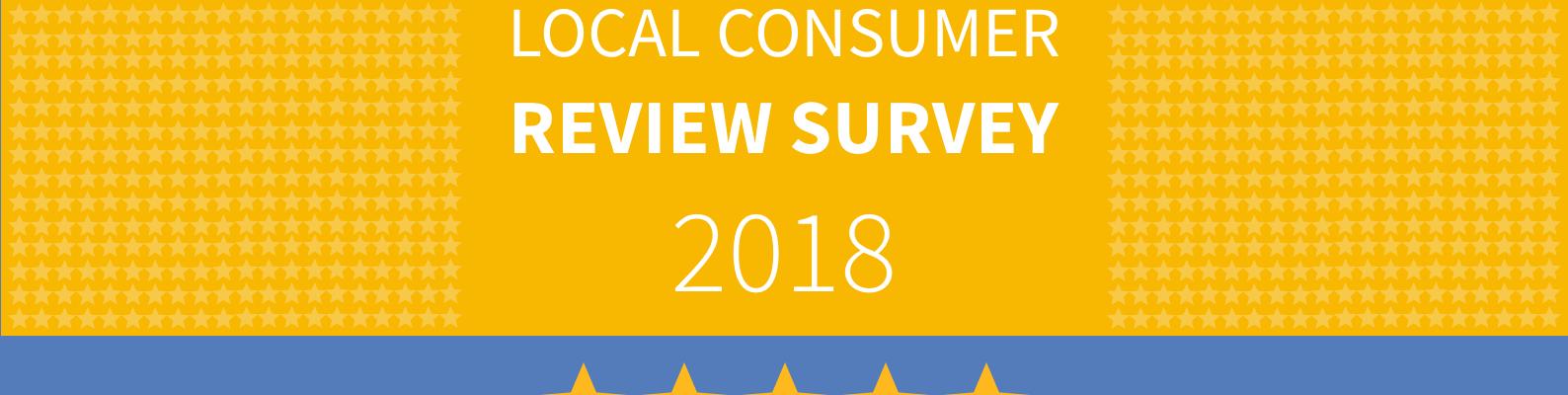 Local Consumer Review Survey 2018 Header2